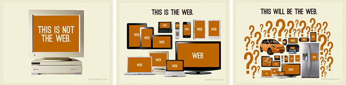 This is the web